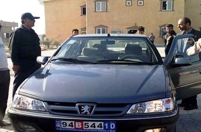 کاپوتاژ خودرو