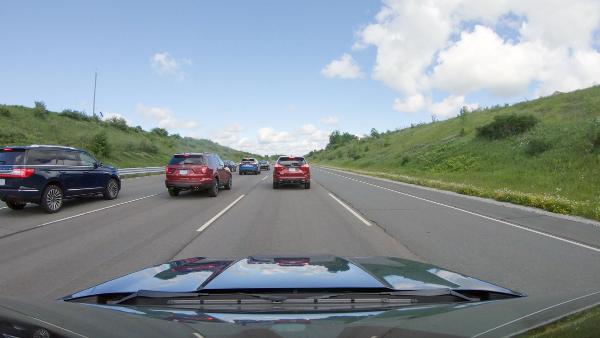 4_ Ford - Vanderbilt Uni ACC demo in-car view