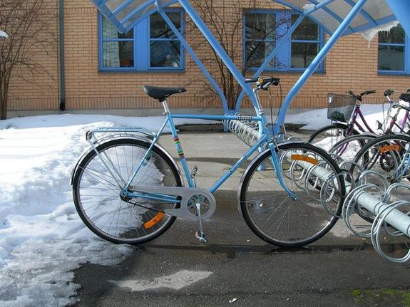 دوچرخه سوئد