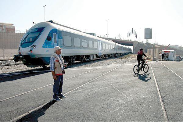 قطار حومه اي 3