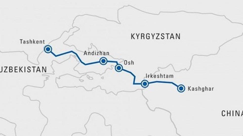 Kashgar-Tashkent-automobile-corridor
