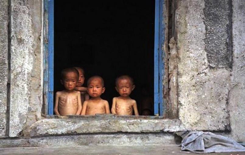 آدمخواری در کره شمالی