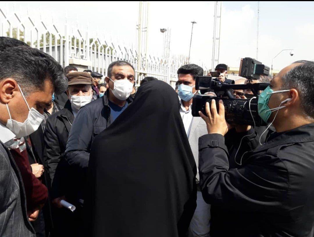 تجمع جایگاه داران استان اصفهان