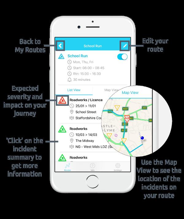 3_ Roadzwork app infographic