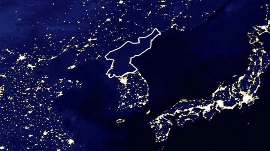 خاموشی در کره شمالی