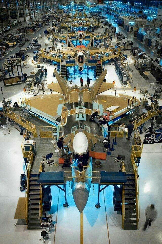 جنگندههای اف ۲۲