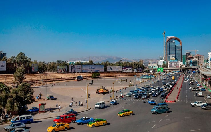 Meskel Square - Addis Ababa_ Ethiopia