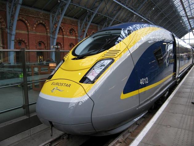 Eurostar and DB seek to solve through ticketing issue