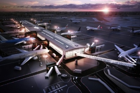 London's Heathrow expansion plans to include Merseyside firms