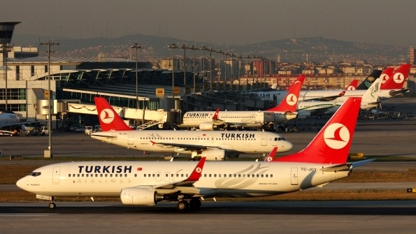 Turkish sees 2Q net profit decline on new airport move, MAX grounding