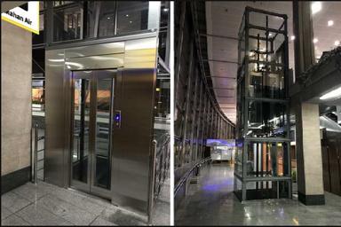 آگهی تجدید فراخوان ارزیابی کیفی مناقصه عمومی آسانسورهای برخی فرودگاهها