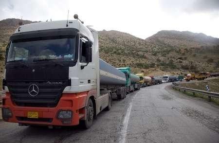 درخواست رانندگان نفتکش برای توقف طرح برندینگ