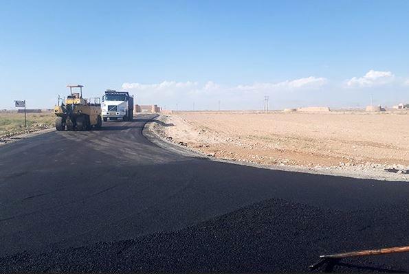 آغاز عملیات روکش بیش از ۳۰۰ کیلومتر از محورهای ارتباطی استان  آذربایجانغربی