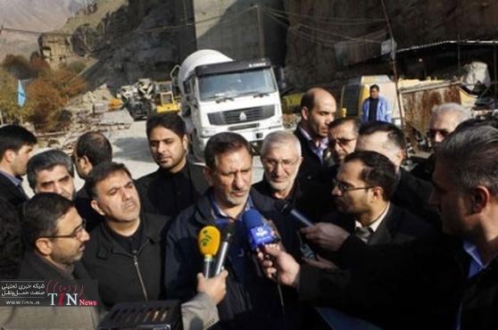 ◄ بازدید دو وزیر در یک هفته از پروژه تهران - شمال
