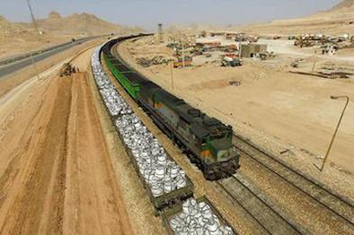 جذب بار جدید در راه آهن شمال شرق (۱)