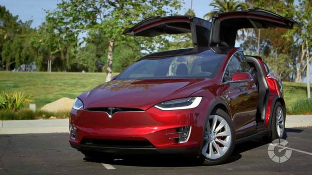 Tesla lowers price of Model X due to 'achieved efficiencies'