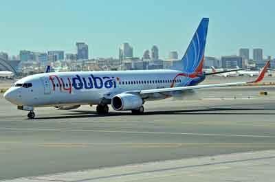 فلایدبی پرواز روزانه به کییف راهاندازی کرد