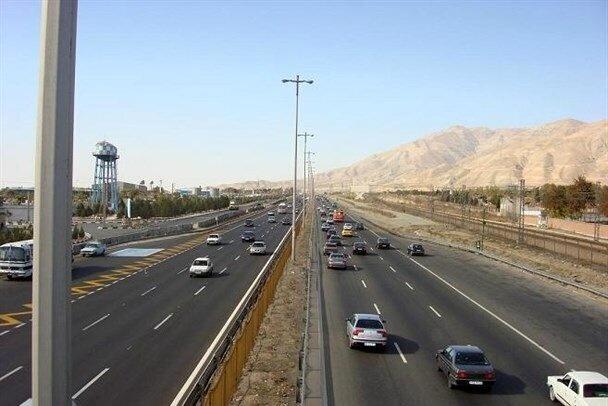 ترافیک در اغلب جادههای کشور روان است