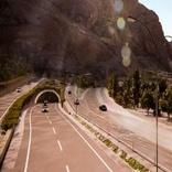 طراحی منظر راه در هشت نقطه از بزرگراه هراز با معیارهای بومی و طبیعی