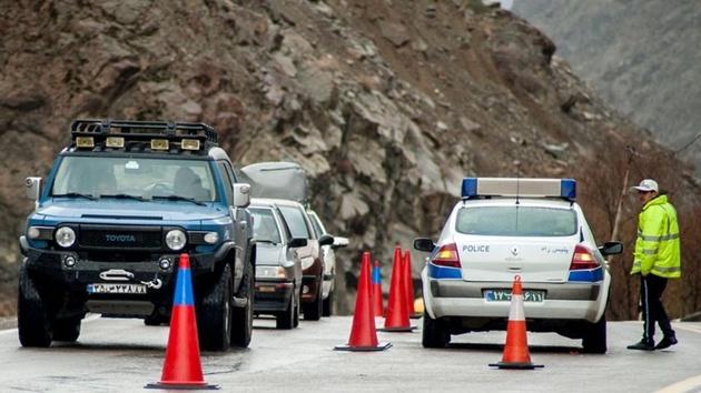 محدودیت ترافیکی در جاده کرج به چالوس اعمال می شود