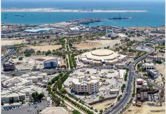 اسنادی برای ساخت شهر فرودگاهی چابهار