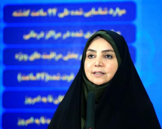 آخرین آمارهای کرونا در ایران/ فوت ۱۶۸ بیمار کرونایی در شبانه روز گذشته