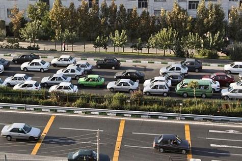 شناسایی ۲۵۰ گره ترافیکی در تهران