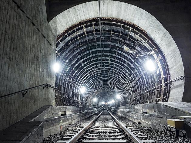 Frankfurt S-Bahn tunnel resignalling completed