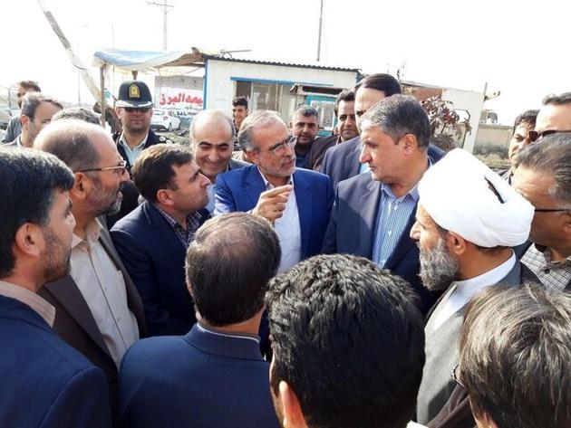 افزایش ظرفیت خطوط ریلی شهرستانهای جنوب شرق تهران در دست اقدام است