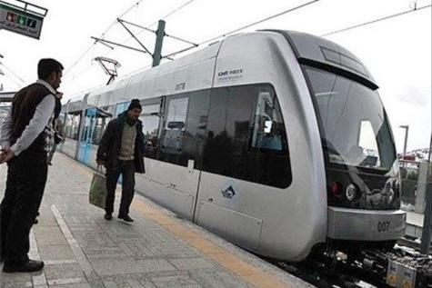 پیشرفت ۸۷ درصدی قطعه اول پروژه قطار برقی مشهد به گلبهار