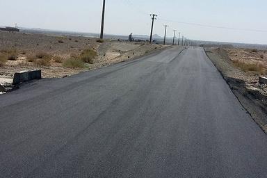 بهرهبرداری از دو راه روستایی در جنوب کرمان
