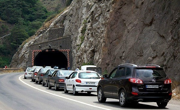 محدودیت ترافیکی در کندوان اعمال نمی شود