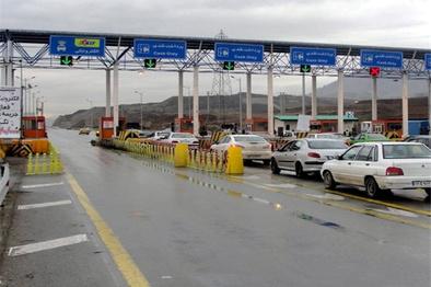 آغاز اخذ عوارض پیمایشی در آزادراه تهران-ساوه