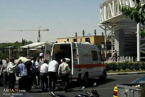 اسامی مصدومان تیراندازی مجلس و حرم امام اعلام شد