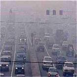 باد آلوده در پایتخت