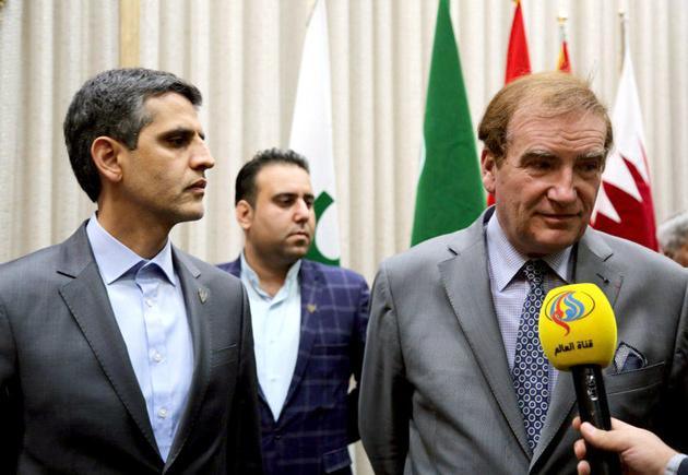 UIC به دنبال فعال کردن کریدور دنیای اسلام و اتصال آن به اروپا است