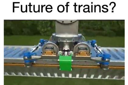 آینده حمل و نقل ریلی را ببینید...