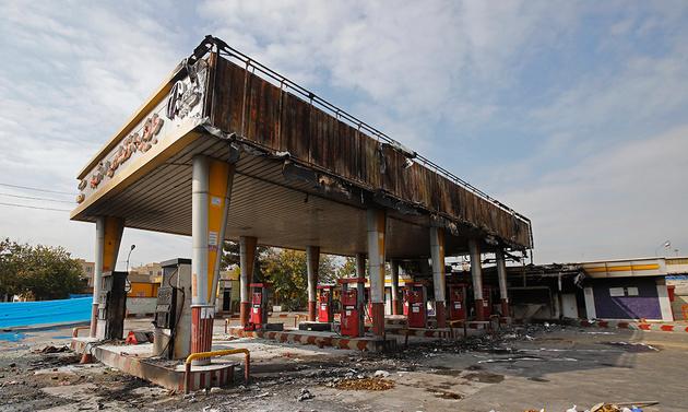 پرداخت خسارت به جایگاههای سوخت آسیبدیده در اعتراضات اخیر