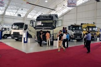 گزارش تصویری/ شانزدهمین نمایشگاه بین المللی خودرو