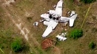 6کشته در سقوط هواپیما در آمریکا