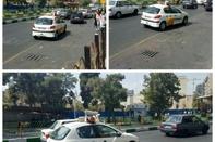 خودروی مکانیزه جریمه پلیس!