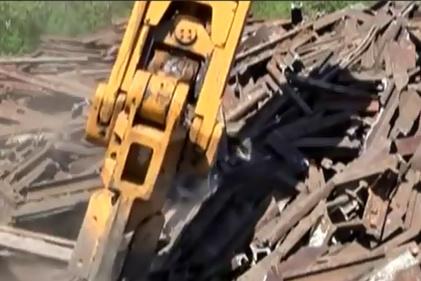 بازیافت ریلهای فرسوده