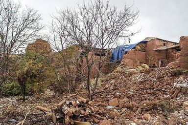 سکونت ۲۷ درصد جمعیت ایران در ۹ درصد مناطق زلزلهخیز