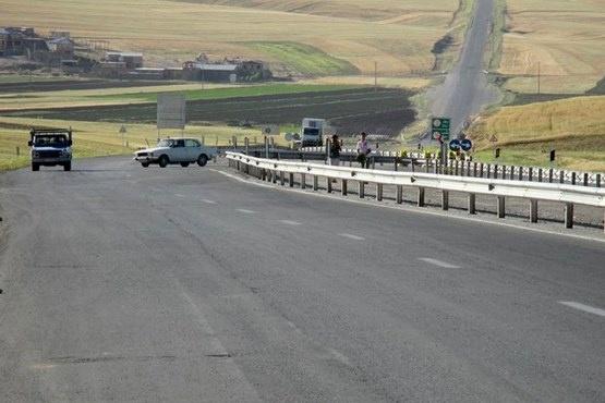 تعریف شش پروژه راهسازی در زنجان