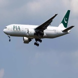 Pakistan International Airlines Boeing 777 Engine Shuts Down in Flight