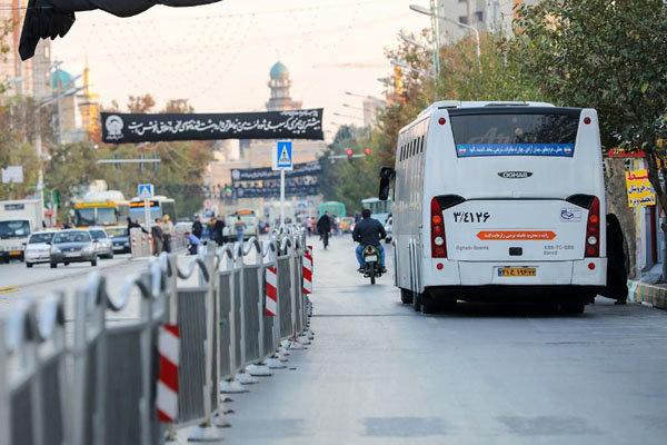 محدودیتهای ترافیکی در مشهد اعمال میشود