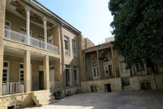 گزارش تصویری / مراسم بازگشایی خانه صالحان همدان با حضور معاون وزیر راه و شهرسازی
