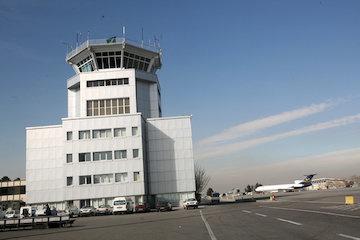 آغاز عملیات توسعه اپرون فرودگاه ساری