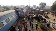 ترخیص 110 نفر از مصدومان حادثه خروج قطار از ریل