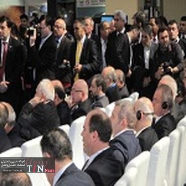 ◄ استقبال مقامات راه آهن ترکیه از قائم مقام راه آهن ایران